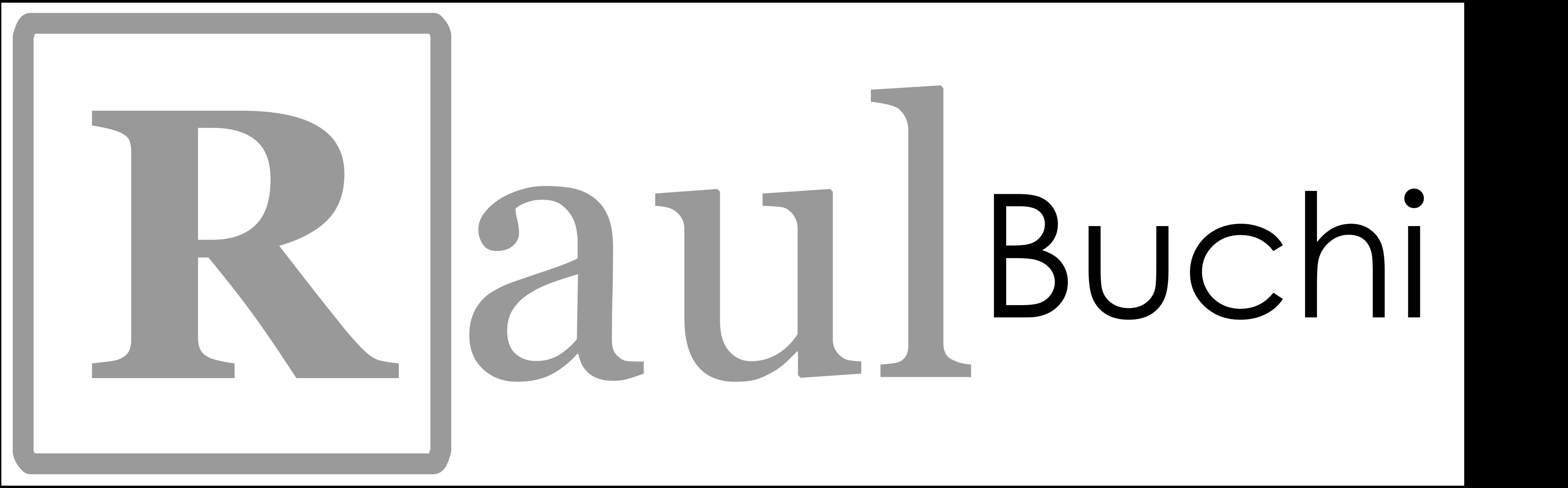 RAUL BUCHI