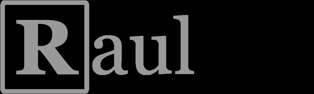 Raul Buchi logo Fundo transparente